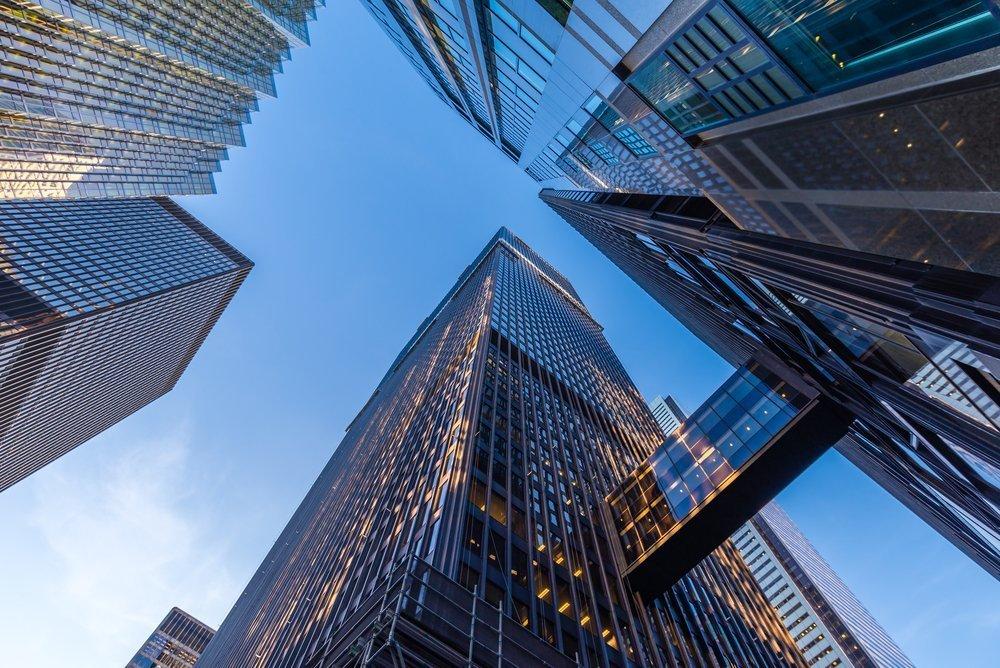 Downtown Toronto Financial District