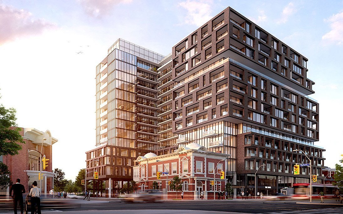New Development in the Liberty Village Neighbourhood