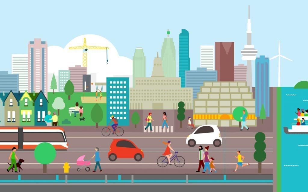 TOcore Toronto Plan Condo Development