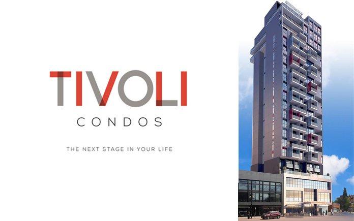 Tivoli Condos in Hamilton