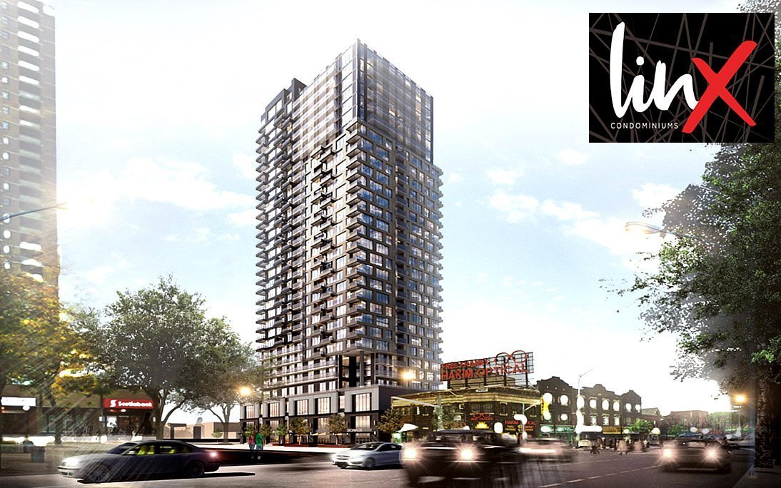 Linx Condos By Tribute Communities