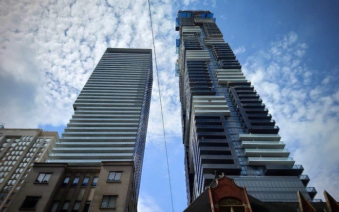 toronto condo condominiums construction