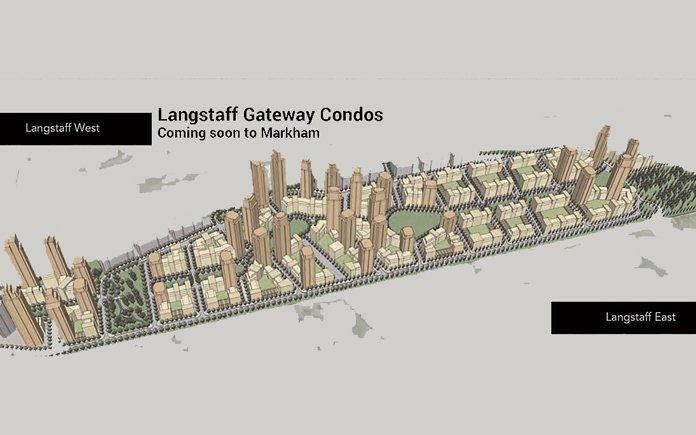 Langstaff Gateway Condos Markham