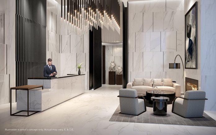 New Condos by CentreCourt Developments and Fendi
