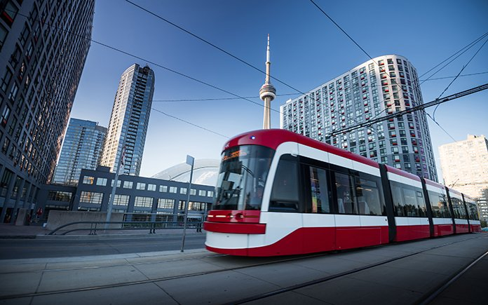 Canada Invests $15 Billion in Public Transit