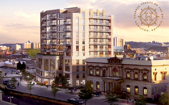 Harbour Condos BY Canlight