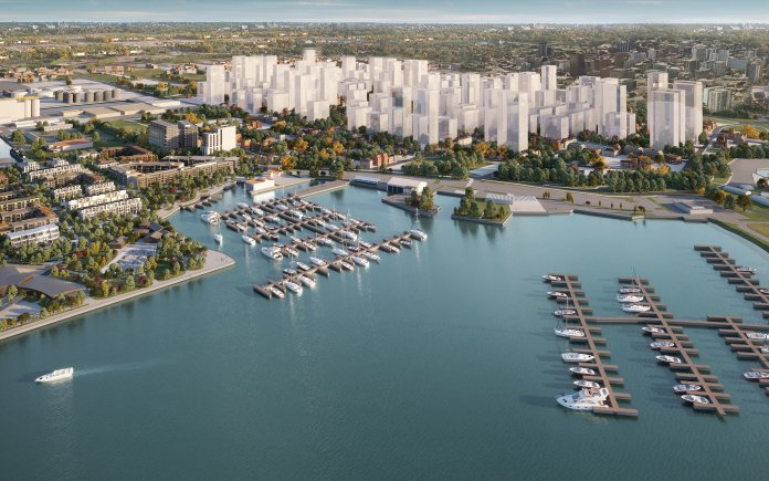Redeveloping Hamilton's Waterfront