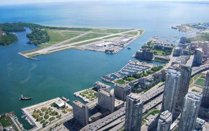 New Vision for Quaysidei n Waterfront Toronto