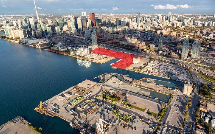 New development in Quayside Area