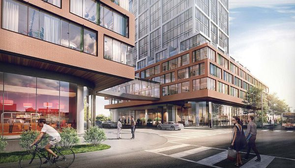 Mixed-use Condominium Project in Scarborough