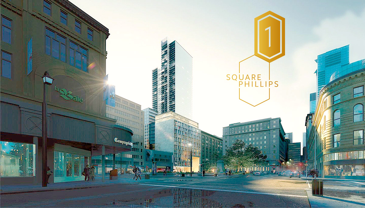 1 Square Phillips Condos
