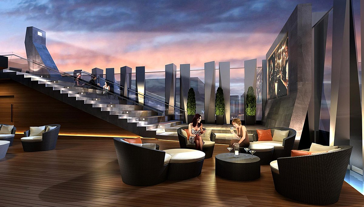 Five-star Condo lifestyle at 1 Yorkville Ave, Toronto, ON M4W 1L1