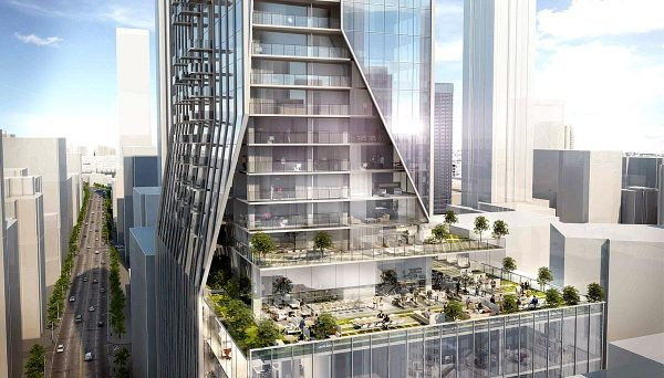 New Condo Project at 1 Eglinton Ave E, Toronto, ON M4P 1P1
