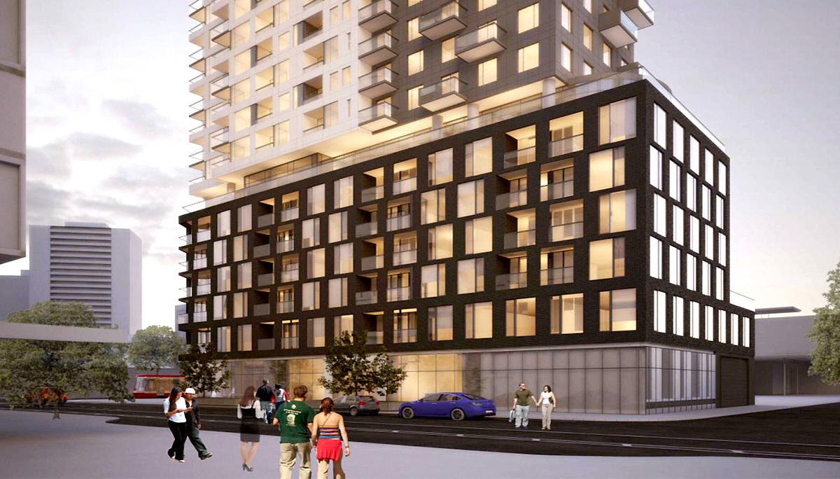 New Condo Project at 111 River St, Toronto, ON M5A 3P5