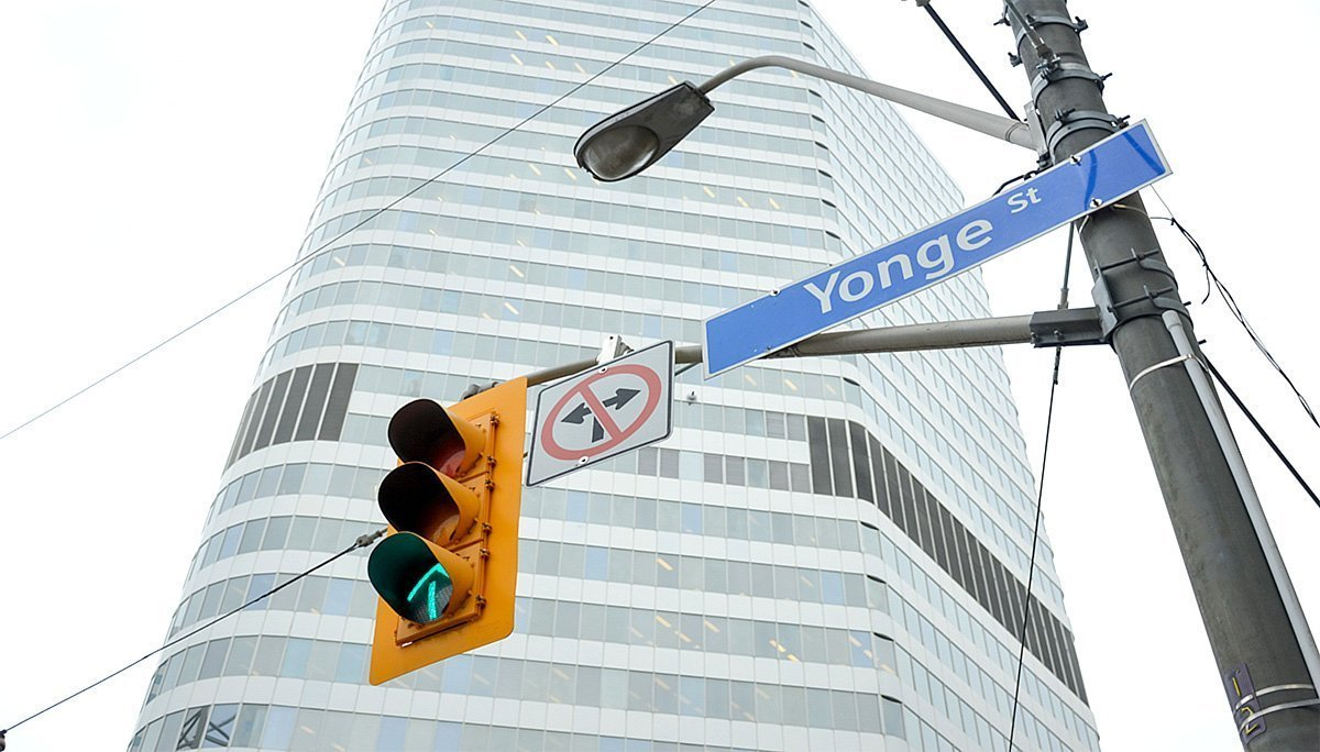 New Condo Project at 1140 Yonge St, Toronto, ON M4W 2L8