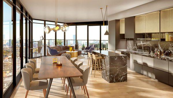 New Modern Condominium at 1181 Queen Street West, Toronto, ON M6J 1J4