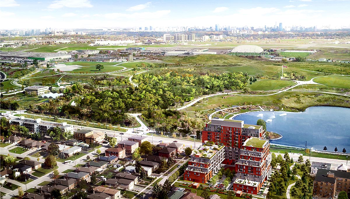 New Condos at 1184 Wilson Ave, North York, ON M3M 1H3