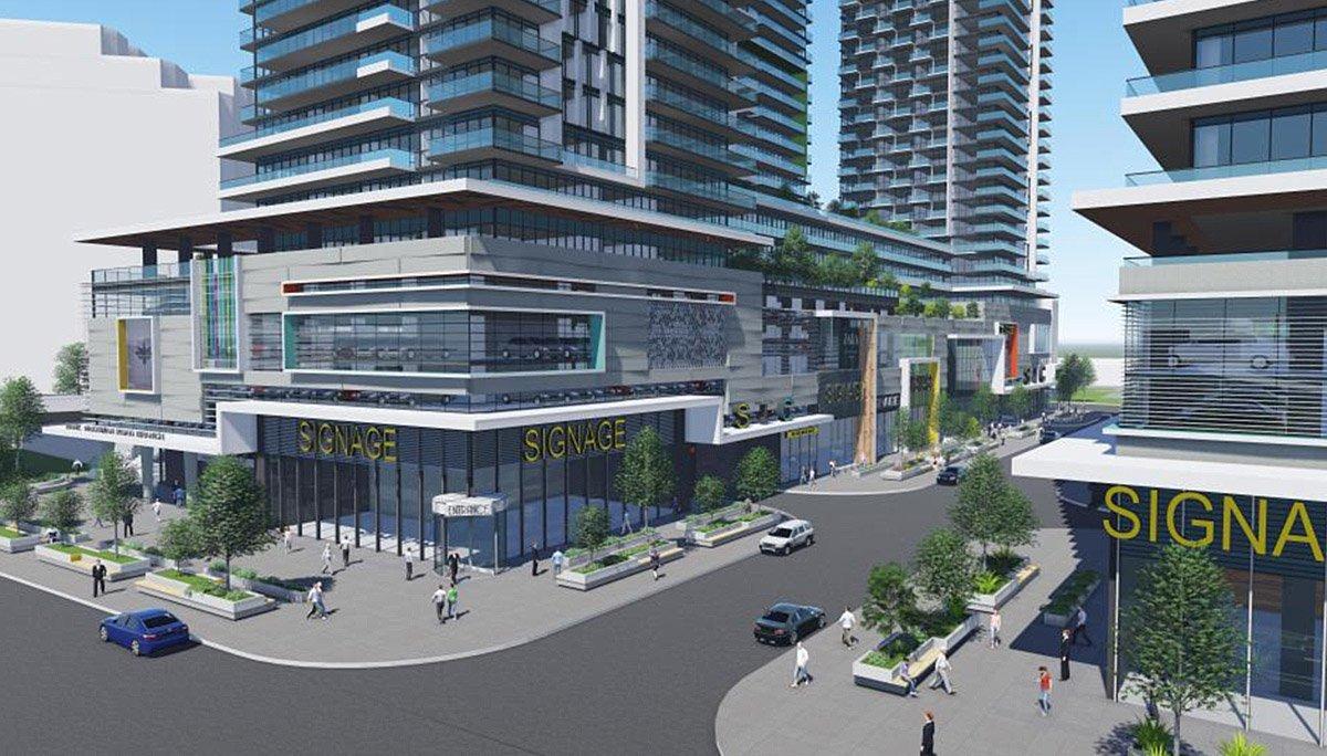 New Condo Development in 120 Grangeway Ave