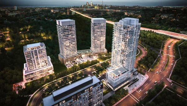 24 storeys with 336 suites at 1215 York Mills Rd, North York, ON M3A 1X9