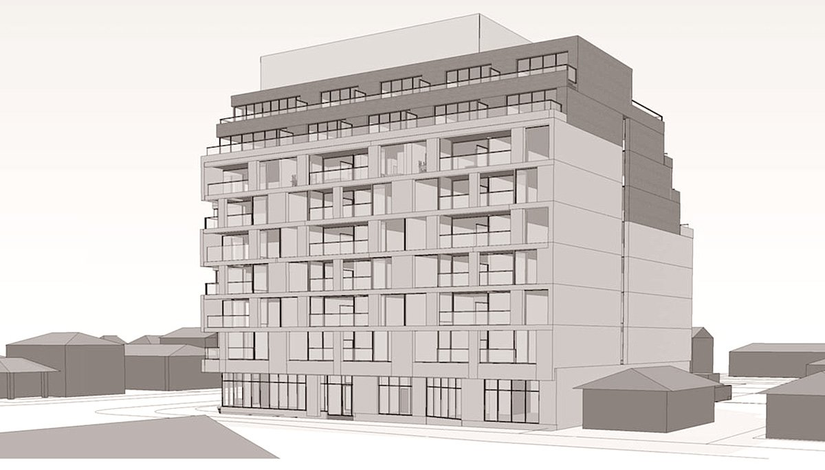 New Condo Project at 128 Gorman Park Road, North York, ON M3H 3L1