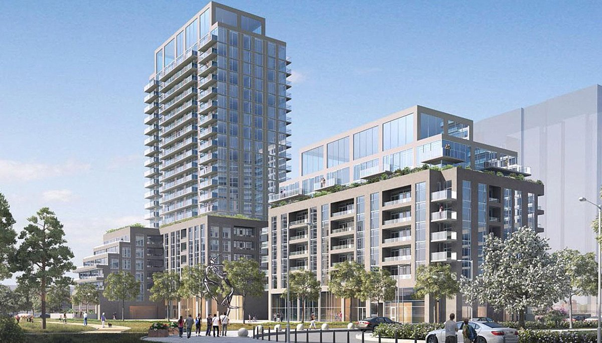 New Condo Project at 1380 Midland Avenue, Scarborough, ON, M1P