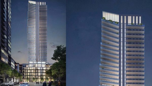 New Condo Project at 150 Eglinton Ave E, Toronto, ON M4P 1E8