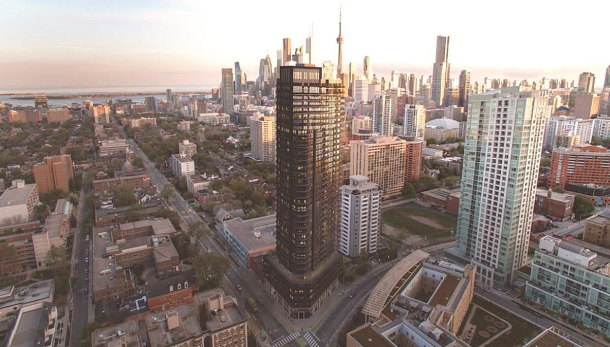 New Condo Project at 159 Wellesley St E, Toronto, ON M4Y 1J4