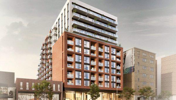 New Condominium Development at Chinatown