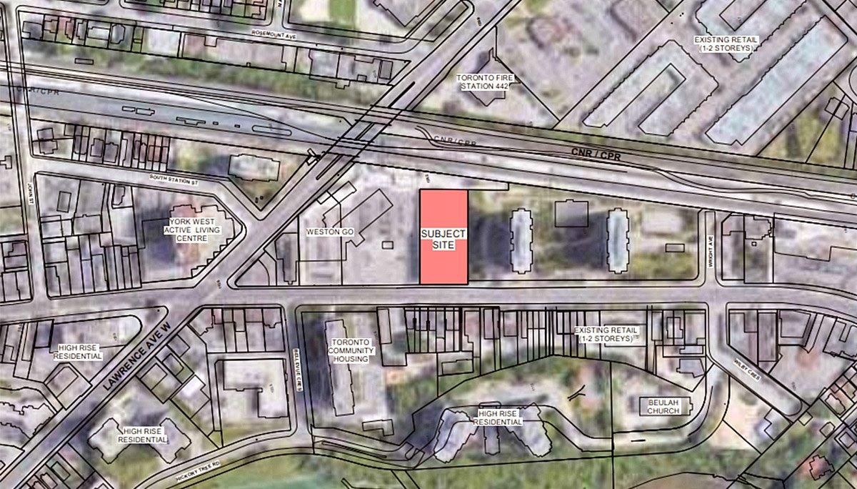 New Condominium Development at 1821 Weston Rd, York, ON M9N 1V9