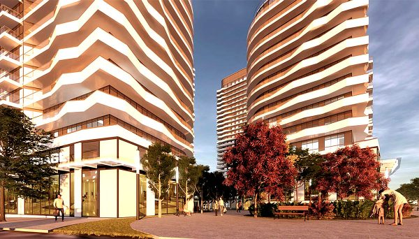 1881 Steeles Ave West Condos