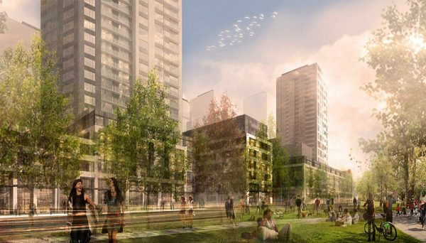 1920 Eglinton Ave E Master-Planned Community Projects