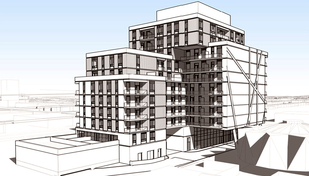 New Condo Project at 1940 Lawrence Ave E, Scarborough, ON M1R 2Y7