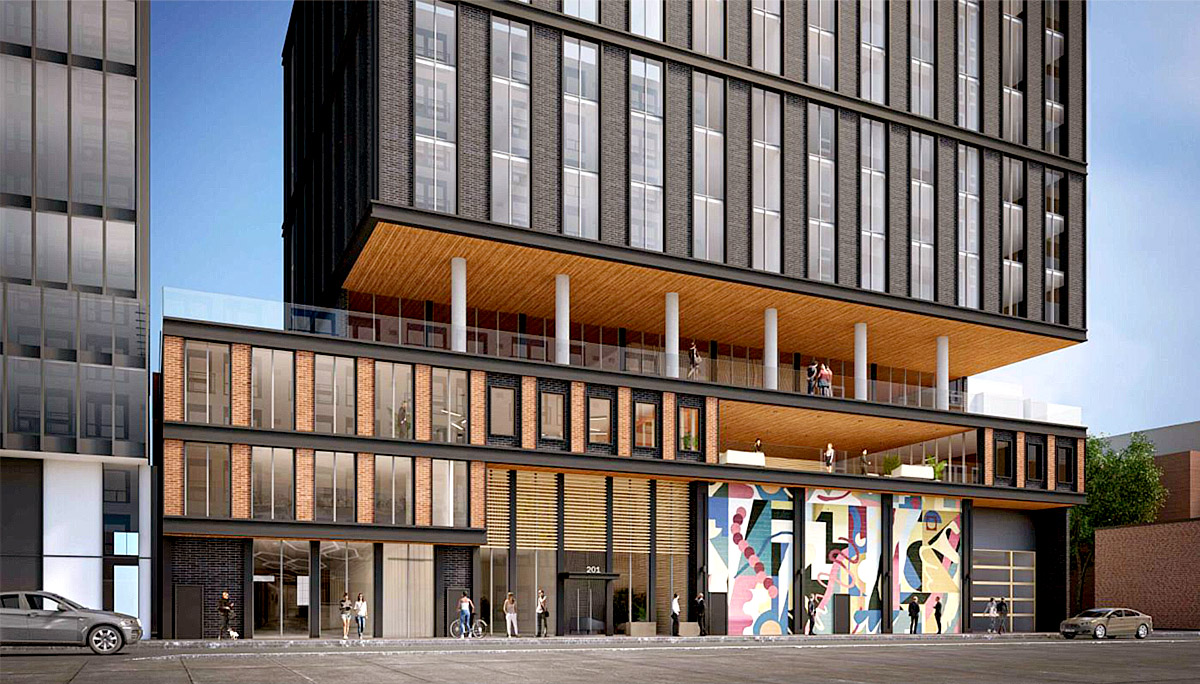 New Condo Project at 199 Church St, Toronto, ON M5B 1Y7