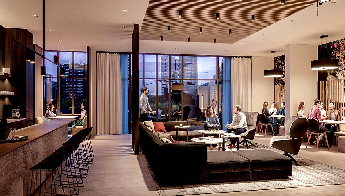 Luxury development for Modern Life Style in in Garden District Neighbourhood