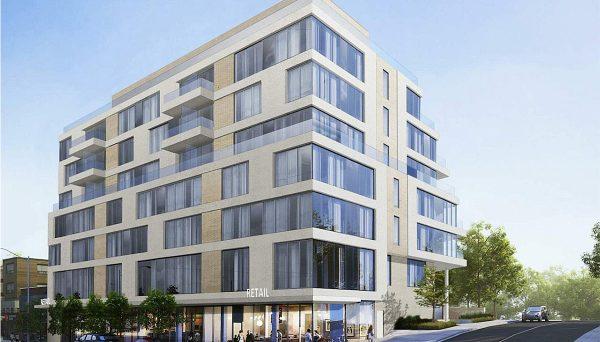New Condo development at 2115 Bloor St W, Toronto, ON M6S 1M5