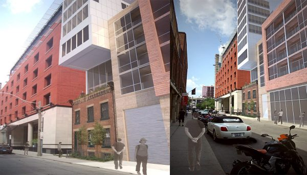 New Condo Project at 24 Mercer St, Toronto, ON M5V 0C4