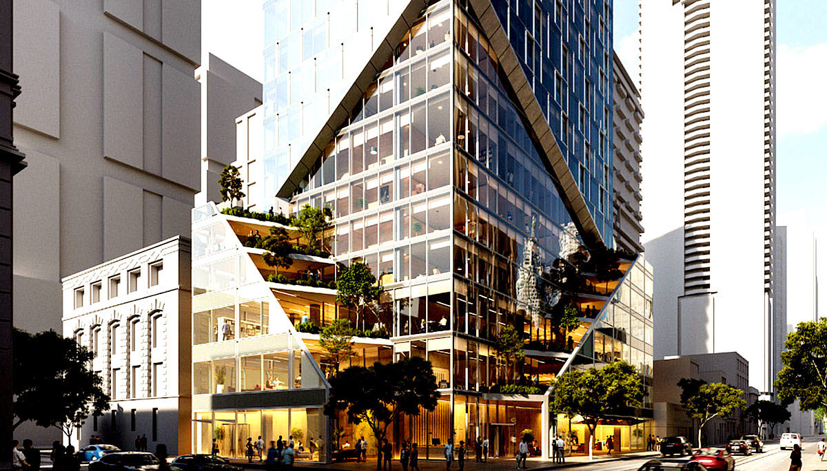 New Condo Project at 240 Adelaide St W, Toronto, ON M5H 1W7