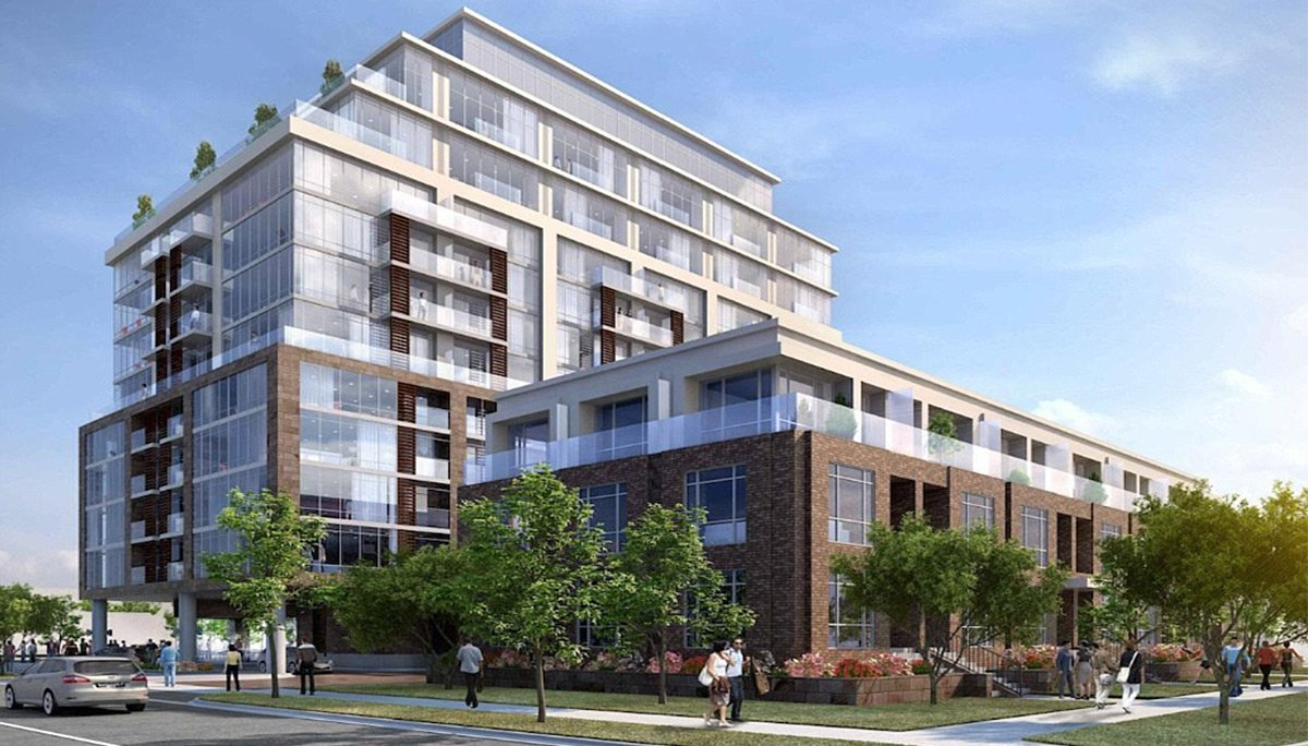 Condominium and Townhouse project in the desirable Yonge Street and Sheppard