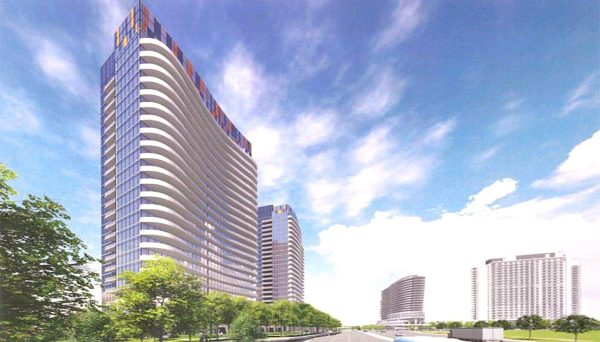 New Condo project at 2475 Eglinton Ave W, Mississauga, ON