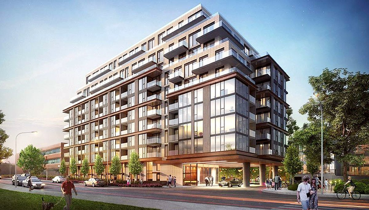 250 Lawrence Ave West Condos
