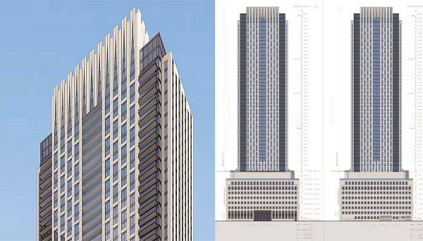New Condo Project at 250 University Ave, Toronto, ON M5H 3E5