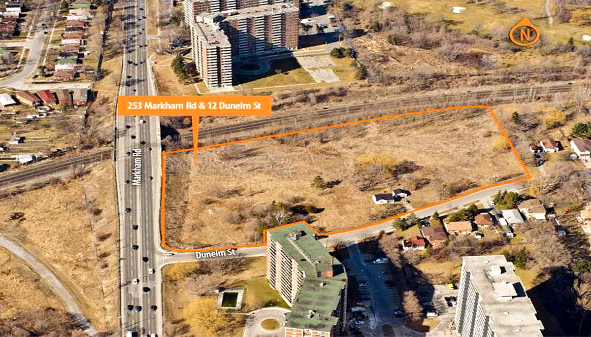 Condo Project at 253 Markham Road, Scarborough, ON, M1J 3G1