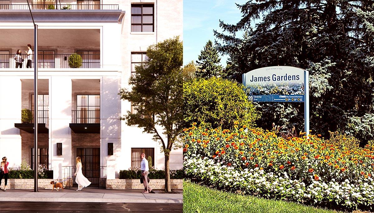New Residential Cocdominium in The Kingsway Neighbourhood