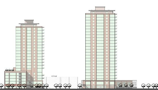 New Condo Project at 2655 Lawrence Ave E, Scarborough, ON M1P 2S3