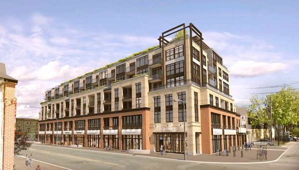 New Condo Project at 227 Gerrard St E, Toronto, ON M5A 2E9