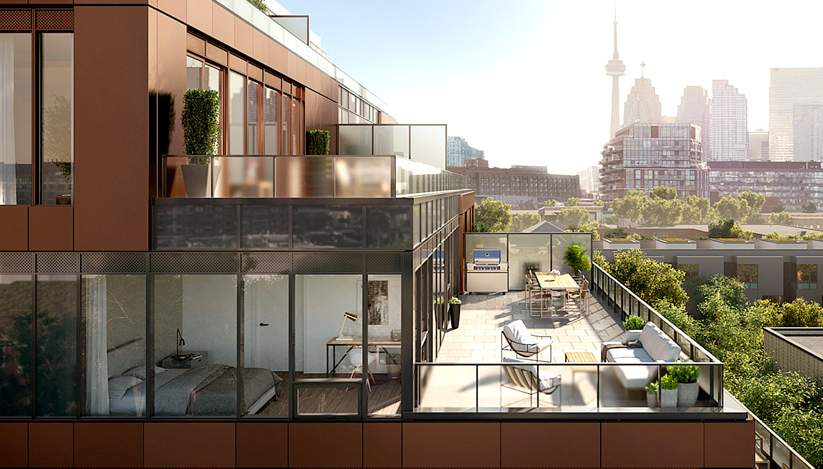 New Condo Project at 28 Eastern Avenue, Toronto, ON M5A 1H5