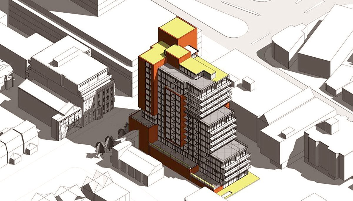 Condo Project at 28 River Street, Toronto, ON