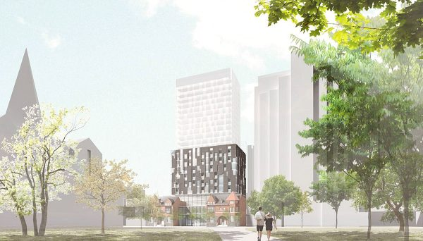 New Condo Project at 280 Jarvis St, Toronto, ON M5B 2C5