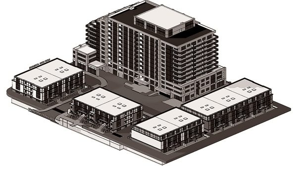 New Condo Project at 300 Danforth Rd, Scarborough, ON