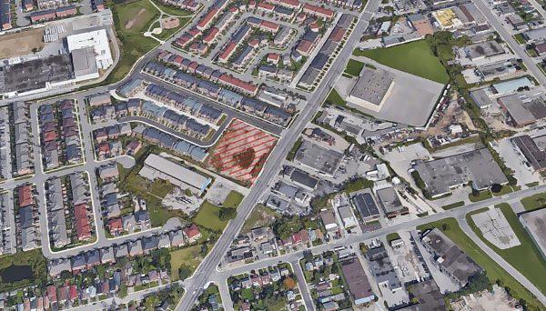 Pre-Construction Development At Scarborough Junction